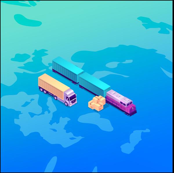 servizio logistica automatizzata
